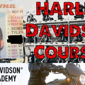 Should You Take the Harley Davidson Riding Academy Course?