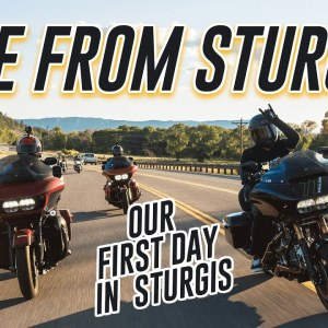 LIVE FROM STURGIS! | 1,600 Mile Ride from CA | Ride Stories, Q&A... | Sturgis 2021 | 2LaneLife