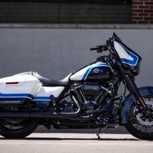 Arctic Blast | 2021 Harley-Davidson Street Glide Special