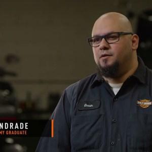 Harley Davidson _ Omar - Riding Academy