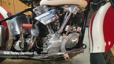 Motor Monday - 1936 Harley-Davidson EL #Shorts