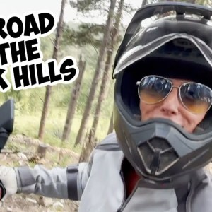 Not Your Typical Sturgis Experience / Disbursed Camping In South Dakota