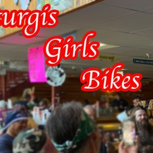 Sturgis 2020 | Girls and Bikes | 80th Annual Sturgis Motorcycle Rally