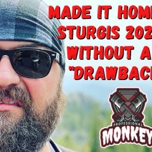 Sturgis 2021: I survived (sort of…)