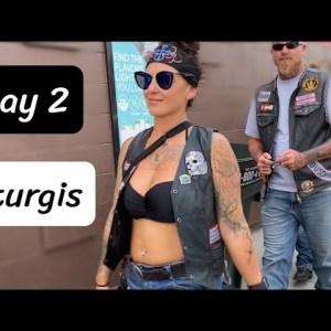 Sturgis 2021 | Lazelle St | Day 2