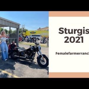 Sturgis 2021 Motorcyles Female Motorcycle Rider