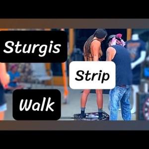 Sturgis 2021 | Strip Walk | Day 2