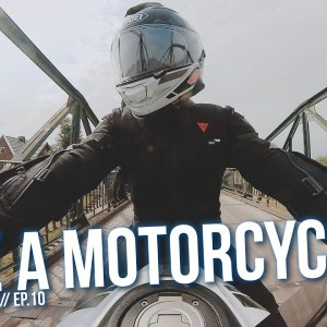 Why I ride a motorcycle.