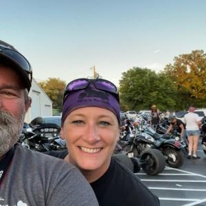 Saturday night Lake Ozark Bikefest and Motorcycle Rally the Strip