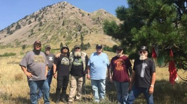 Sturgis 2021 to the Bear Butte State Park