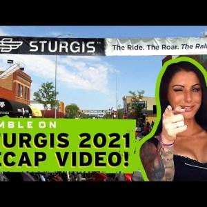 Sturgis Motorcycle Rally 2021 Recap