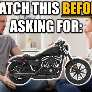 How To Convince Your Family to Let You Ride a Motorcycle! Motorcycle vs Family 😣