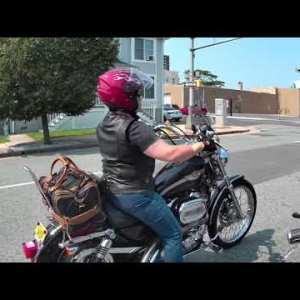 12 Sep Ride Home From AC Bike Week