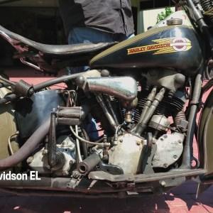 1939 Harley-Davidson EL Knucklehead