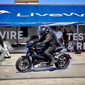 2021 LiveWire One Test Ride and Review | IMS Outdoors at Sonoma Raceway