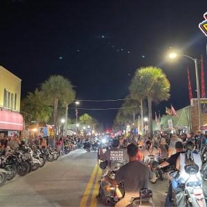 A night at Main Street | Biketoberfest 2021 | Daytona Beach, Florida