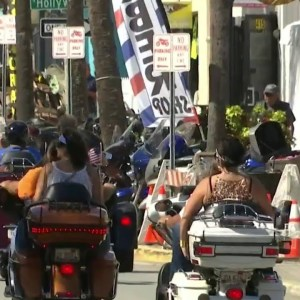 Biketoberfest in Daytona Beach is back without COVID-19 restrictions