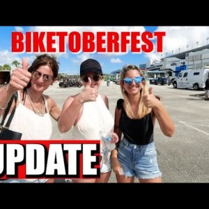 BIKETOBERFEST OPENING DAY TOMORROW DAYTONA 2021