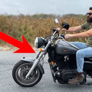 I Bought the cheapest under $1,000 Motorcycle: Challenge