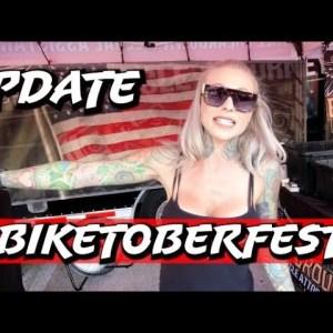 LATEST UPDATE ON BIKETOBERFEST PT2 2021 DAYTONA MOTORCYCLE FEST 4K