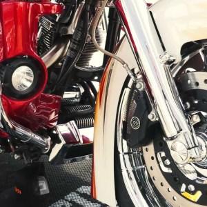 Behind the Handlebars - Alcalde Customs at Chicago International Motorcycle Show 2021