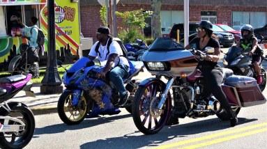 Daytona Biketoberfest 2021  - Bike Week - Bethune Cookman College Daytona Beach
