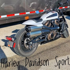 Harley Davidson Sportster S FIRST LOOK at Destination Daytona during Biketoberfest 2021