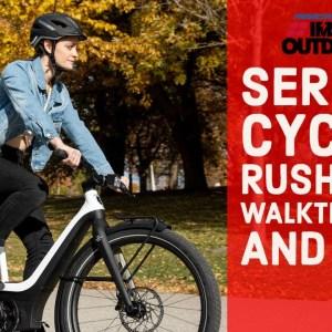 Serial 1 Rush City Walkthrough and Ride at IMS Outdoors