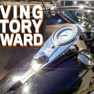 The Motorcycle That Makes it All Possible