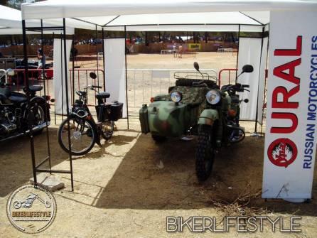 ural bike stall
