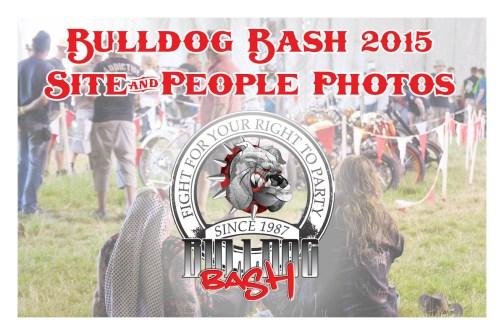 Bulldog Bash 2015 Site Photos