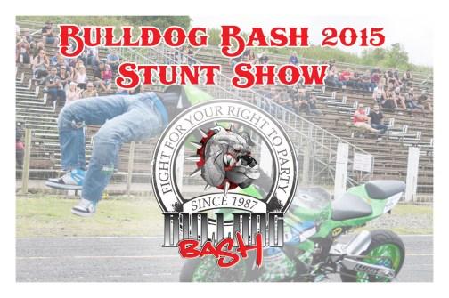 Bulldog Bash 2015 Stunt Show