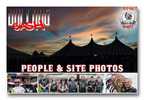 Bulldog Bash 2016 People and Site