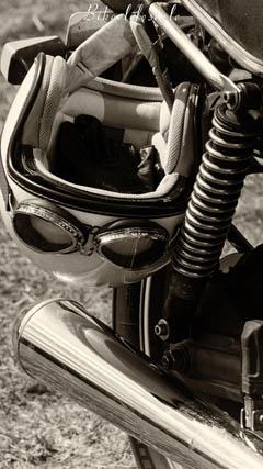 Retro Biker