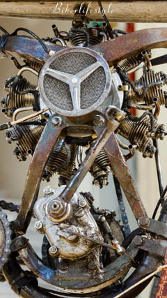radial engine phone wallpaper