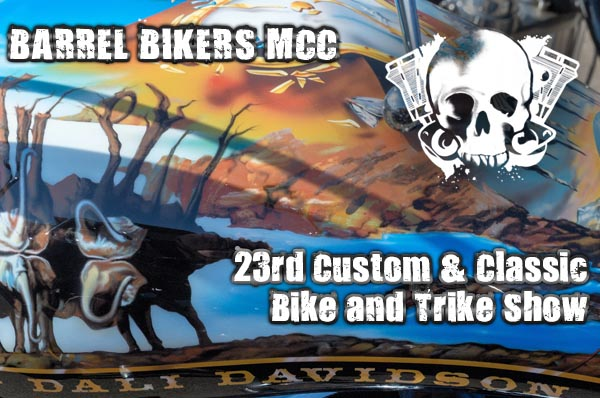 Barrel Bikers