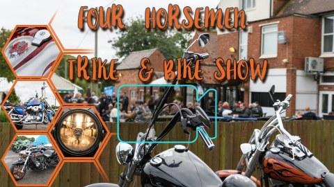 four horsemen show