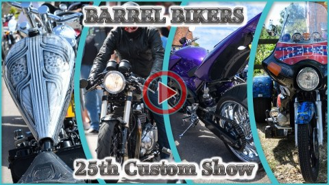 barrel bikers show