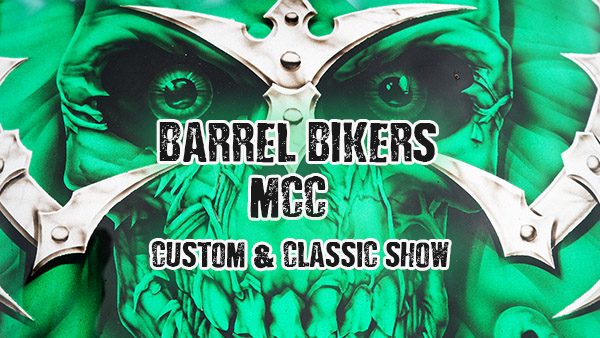 barrel bikers show 2019