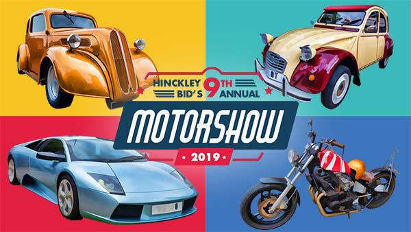 hinckley motorshow