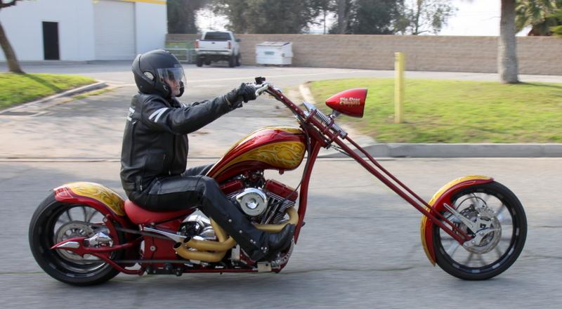 Daytona Bike Week Winner