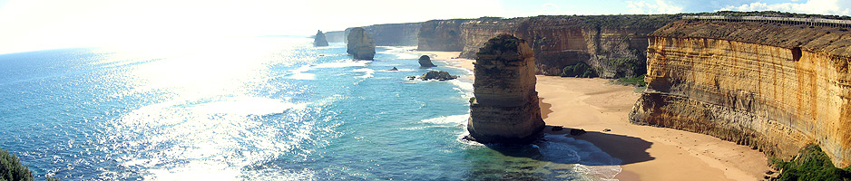 The 12 Apostles, Sydney to Melbourne self drive motorcycle tour