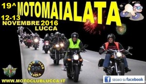 MotoMaialata - Lucca 2016