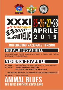 31° Raduno delle Frittelle - Castel del Piano 27-28 Aprile 2019