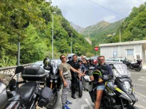 MotoZingarata - Colonnata 25 Agosto 2019