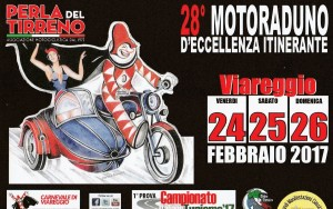 28° MotoCarnevale di Viareggio - 26 febbraio 2017