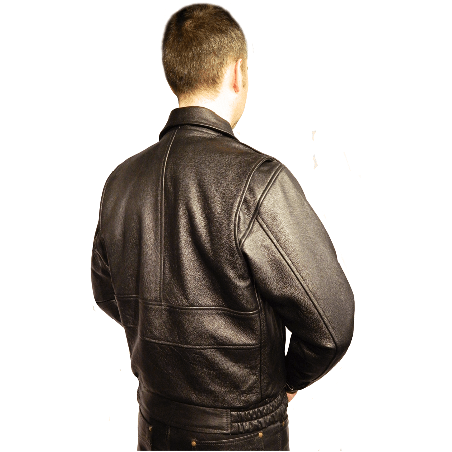 Leather Jackets Brown Motorcycle Men