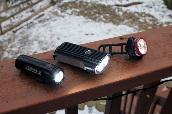 Lezyne Mega Drive Super Drive XL Zecto Pro Lights659
