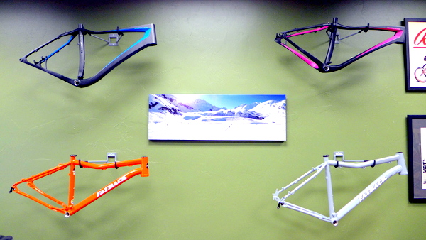 Fatback Shop Wall