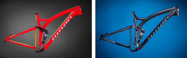 2015 Niner JET 9 carbon 29er mountain bike with carbon fiber front triangle and alloy rear triangle